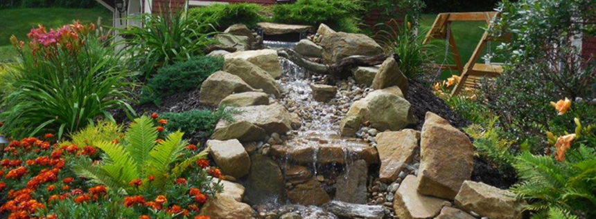 Lawnworks is your one-stop landscaping company. We will design, excavate,  install, and maintain all of your outdoor projects! - Lawnworks