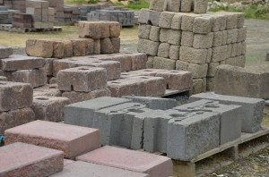 Variety of Block Pavers Caps