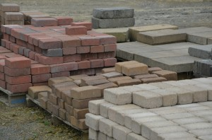 Various Block Pavers