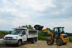 Bulk Materials ready for Pick Up or Delivery