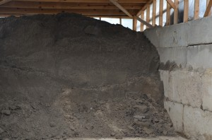 Covered Screened Topsoil
