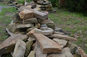Landscape Rock of all sizes